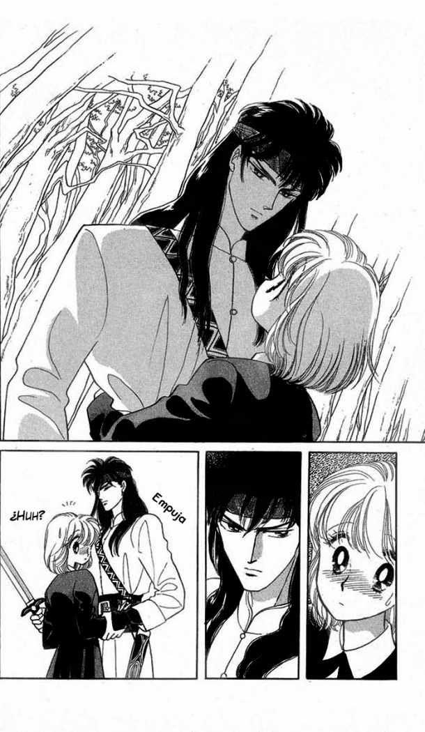 manga - kanata kara - met you in the forest