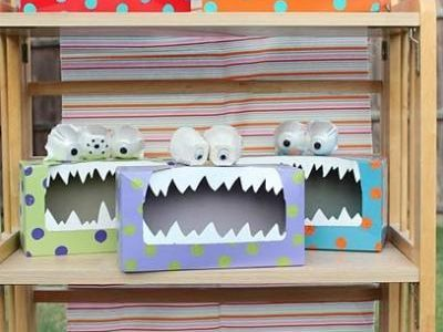 Tattle Monster Craft Project {Behavior}