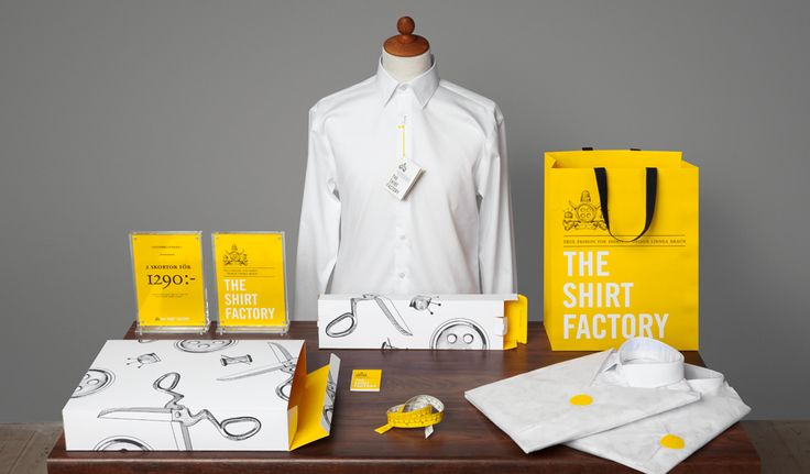 The Shirt Factory Branded #Packaging | Shipping Boxes, Gift Bags, Hang Tags & POP Display Signage