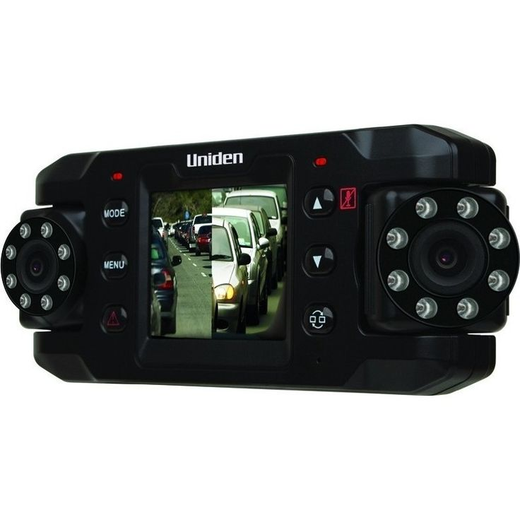 Uniden iGO820 HD Dual In Car Dash Cam Video Camera | Buy EOFY Electronics Sale
