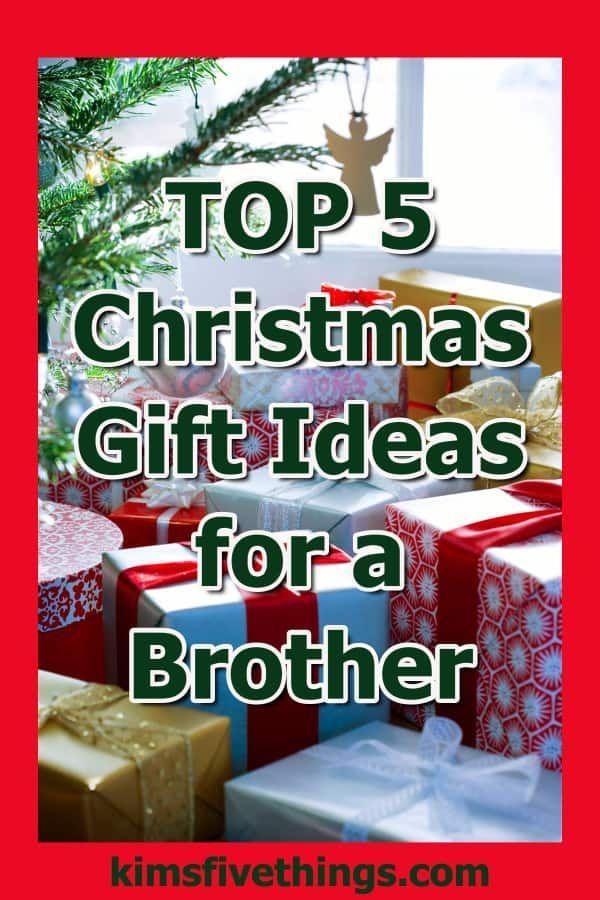 Brother Christmas Gifts 2020 Top 5 Christmas Gifts for Your Brother: Quirky Christmas Gifts