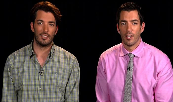 HGTV's The Property Brothers Advice on Renovating Your Home