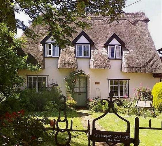 Greengage cottage…
