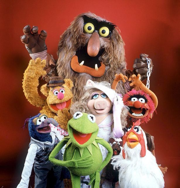 17 Best Images About Jim Henson's Muppets On Pinterest