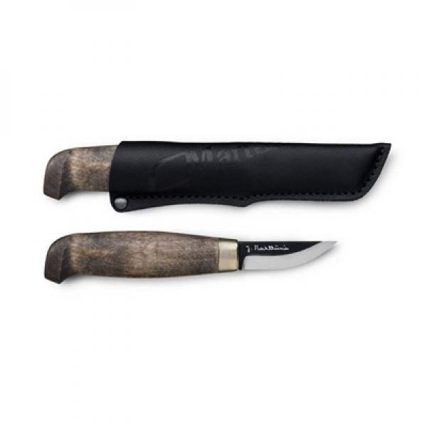 Marttiini Snappy Wood Carving and Whittling Knife Leather