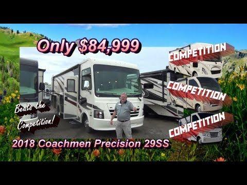 New 2018 Coachmen Pursuit Precision 29ss Indiana Rv Dealer Rv