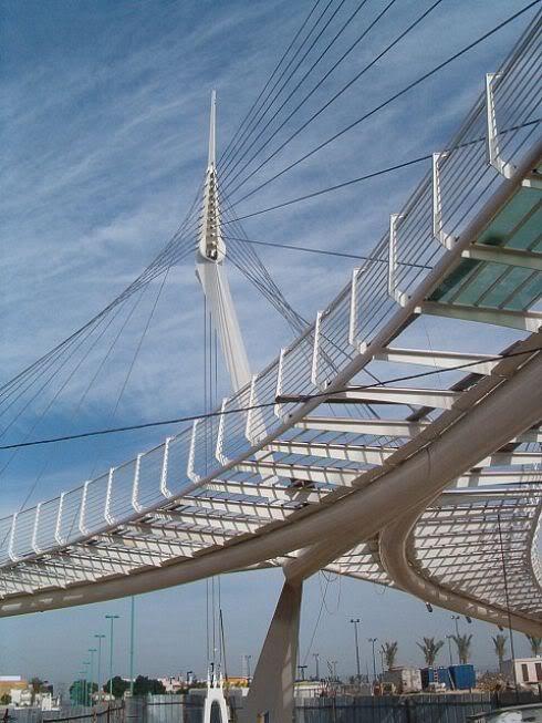 Bridge, Tel Aviv