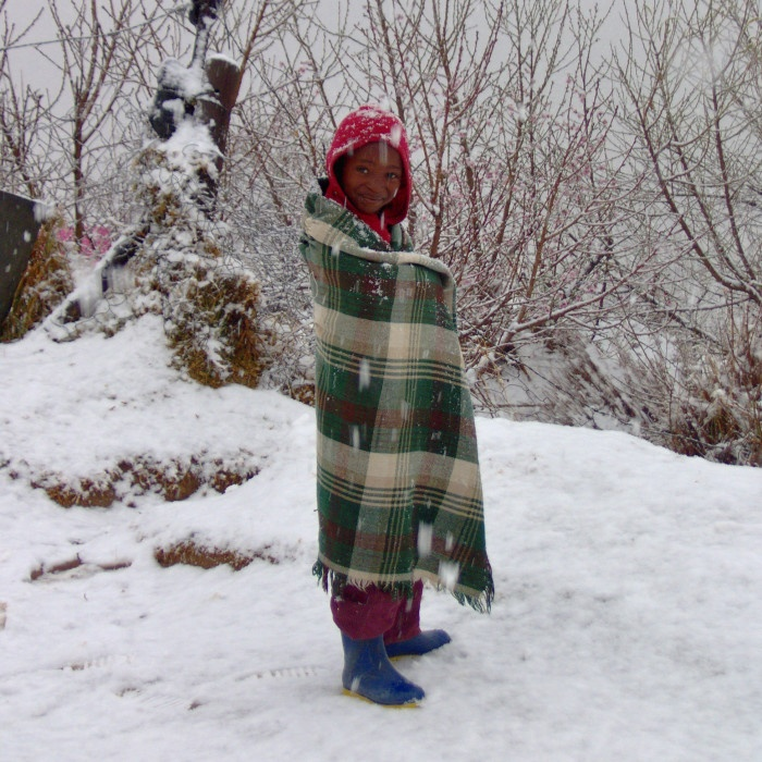 Yes, it snows in Africa.  Lesotho. BelAfrique  -  your personal travel planner  -  www.BelAfrique.com