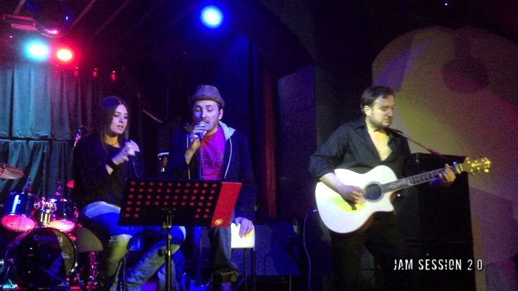 rave acoustic trio at jam session night 2.0
