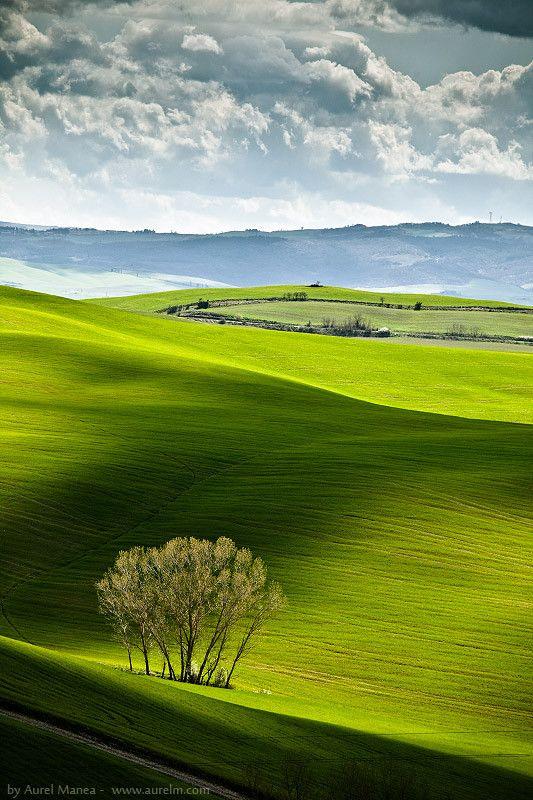 Tuscany, Italy // トスカーナ...美しい。。