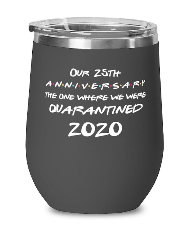 25th anniversary gift 2021 friends the one where we were