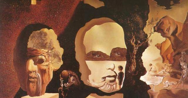 Salvador Dali Old Age, Adolescence, Infancy (The Three Ages), 1940       Salvador Dali Daddy Longlegs of the Evening... Hope!, 1940    ...