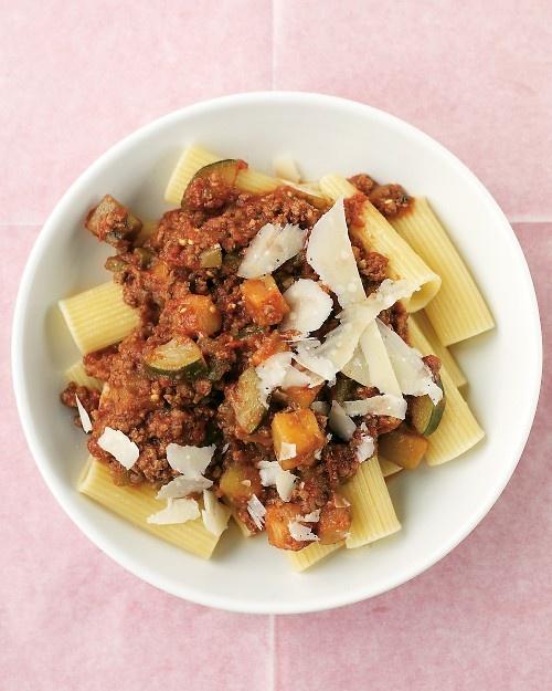 Eggplant Bolognese - Martha Stewart Recipes