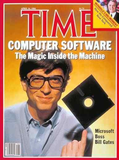 Time Magazine 1984