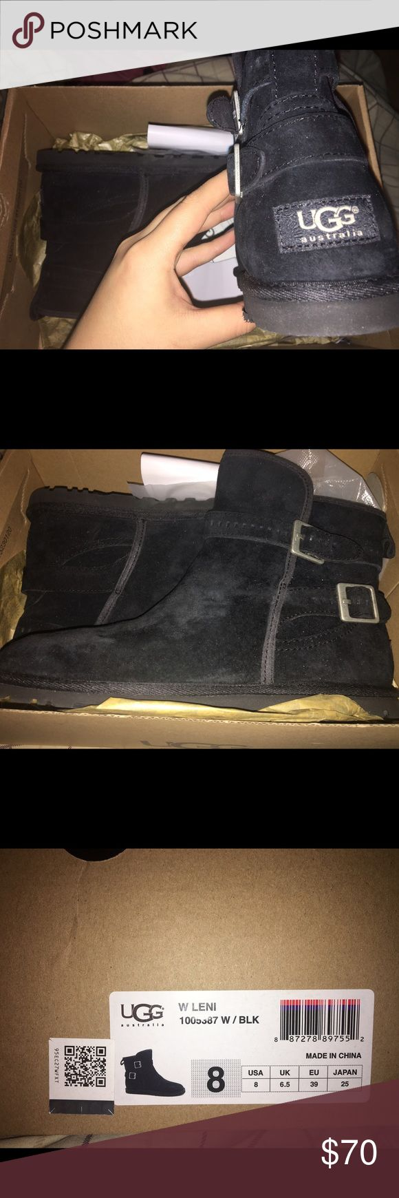 Brand New Uggs Bought at the Ugg store, never wore them. UGG Shoes Ankle Boots & Booties