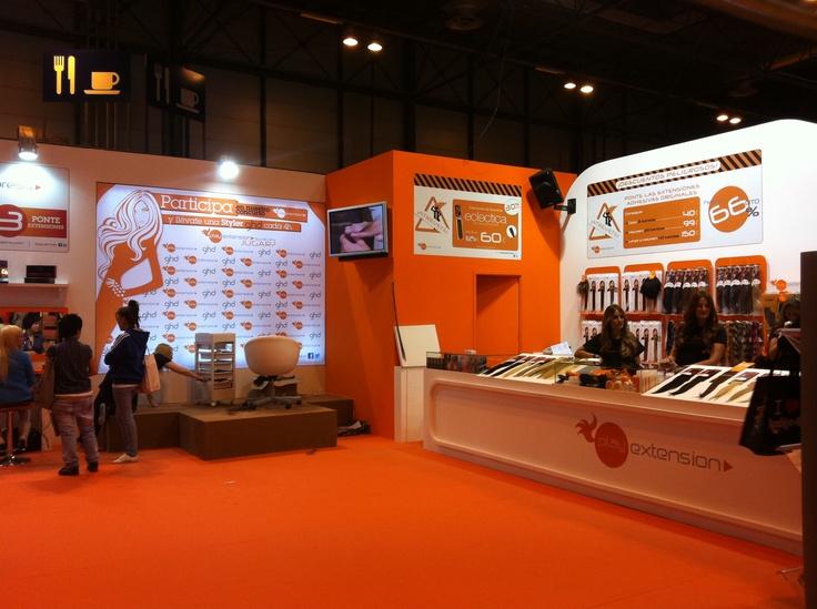 Salón Look Internacional 2012. IFEMA. Play Extension.