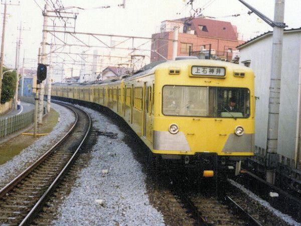 西武701系冷房HSC改造車