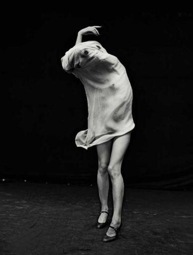 portrait of milla jovovich • peter lindbergh                              …