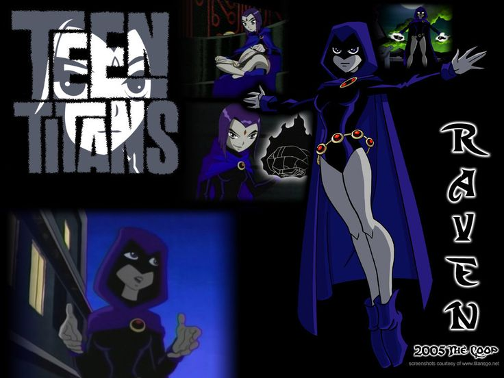 Raven From Teen Titans | raven 3 - Teen Titans Fan Art (1675009) - Fanpop fanclubs