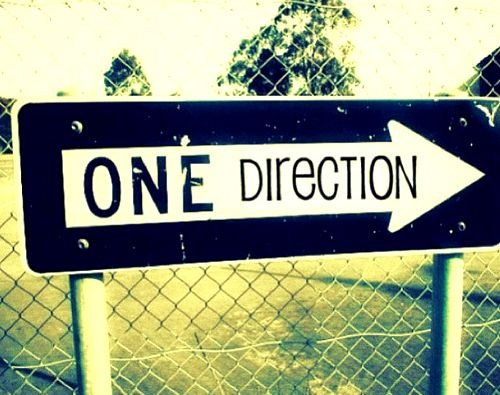 One Direction-- i am going tondo this to a random street sign...... ;): Signs, Life, Direction Infection, Boys, One Direction, Things, Onedirection, Direction 3