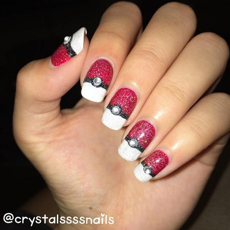 nails art pokemon go #manucure #nailart #ongles #PokemonGo #Pokemon #tendance #monvanityideal