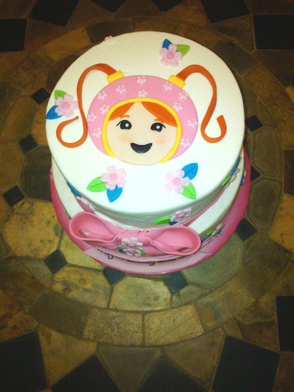 Team Umizoomi birthday cakeTeam Umizoomi Cake