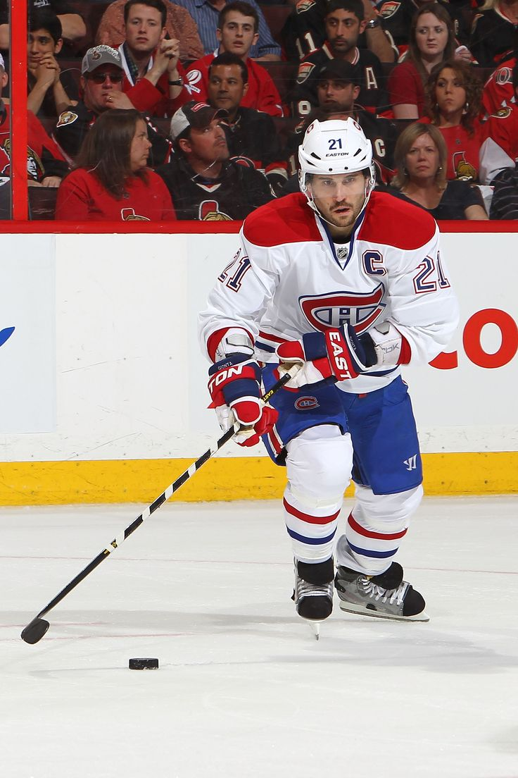 Brian Gionta, Canadiens Montreal