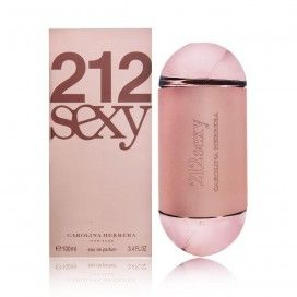CAROLINA HERRERA 212 SEXY LADIES EAU DE PARFUM  SPRAY 100ML