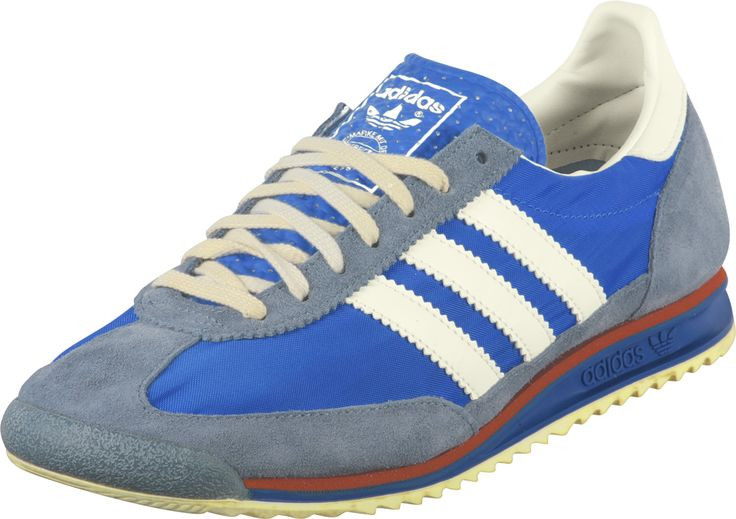 indietro Home Adidas SL 72 Scarpe blu