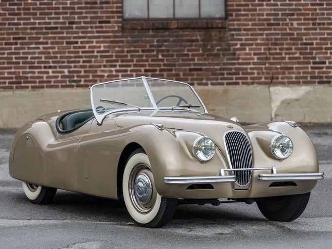 1952 Jaguar Xk 120 Roadster Classic Sports Cars Classic Cars Best Classic Cars