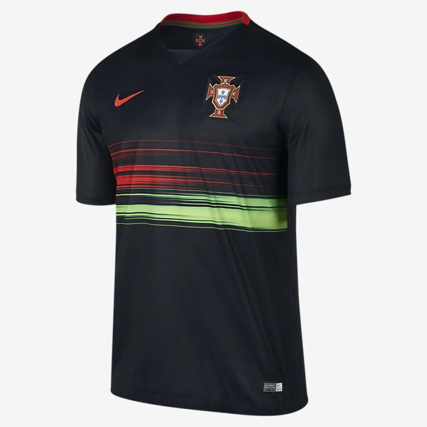 NIKE PORTUGAL AWAY JERSEY 2015/16.
