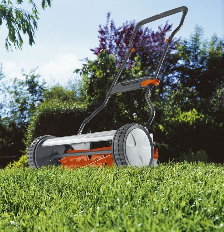 Gardena 4024 Push Reel Lawn Mower - https://www.xing.com/profile/Melanie_Forbes/activities