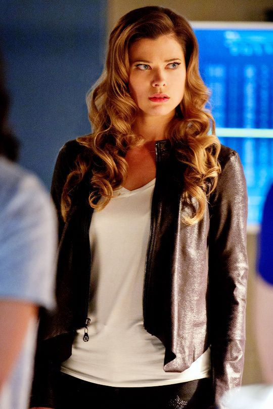 Peyton List as Lisa Snart/Golden Glider on the Flash