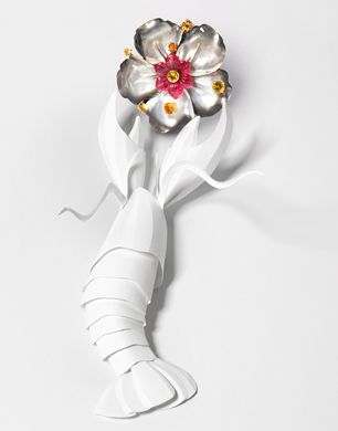 Barbara Donninelli - Photos - VOGUE NIPPON - Paradise Jewellery   Michele Filomeno