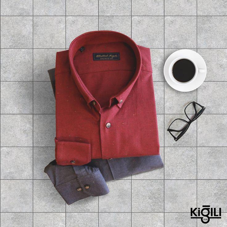 Bir ısınıp bir soğuyan havaların anahtar parçası flanel gömleklerle Cuma rahatlığına geçiş yapabilirsiniz.