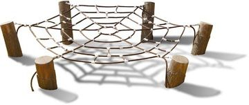 commercial quality nature inspired playground equipment and climbers from Dynamo™
