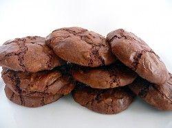 Better-than-Brownies Chocolate Cookies | Brown Eyed Baker
