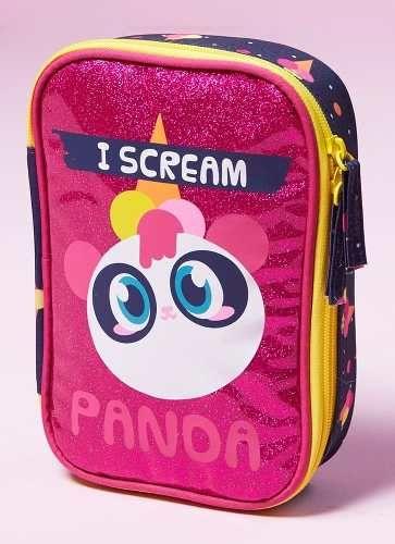 3fab8bb26 estojo grande panda - puket | Smiggle | School supplies, Paper ...