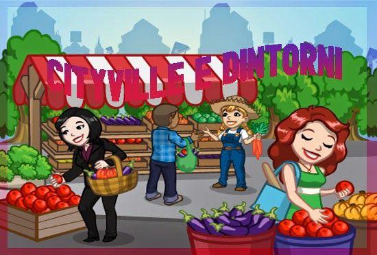 Fans di cityville-il blog: CityVille-Obiettivo Mercato Ortofrutticolo