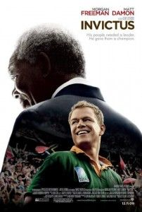 The inspiring true story of how Nelson Mandela joined forces with the captain of South Africa's rugby team, Francois Pienaar, to help unite their country.