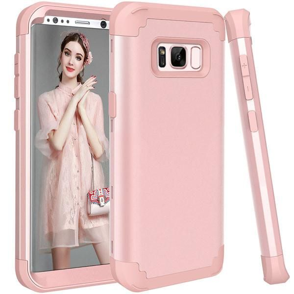 Full Body Shockproof Phone Cases For Samsung Galaxy S8 S8 Plus – SaviCat