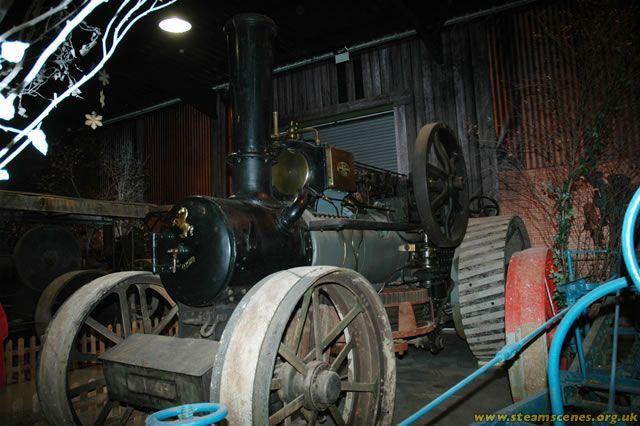 """Aveling & Porter Ploughing Engine, 8890 """"Field Marshal Haig"""", DO 1943, Image 5 - Steam Scenes"""