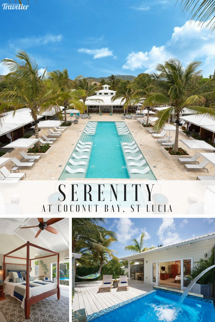 Butler included: You're never going to see a St Lucia fire sale this good again, period. #luxury #saintlucia #stlucia #resort #coconutbay #serenity