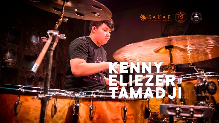 #SakaeDrumCompetition2015 #Final Kenny Eliezer Tamadji - Chary Life by A...