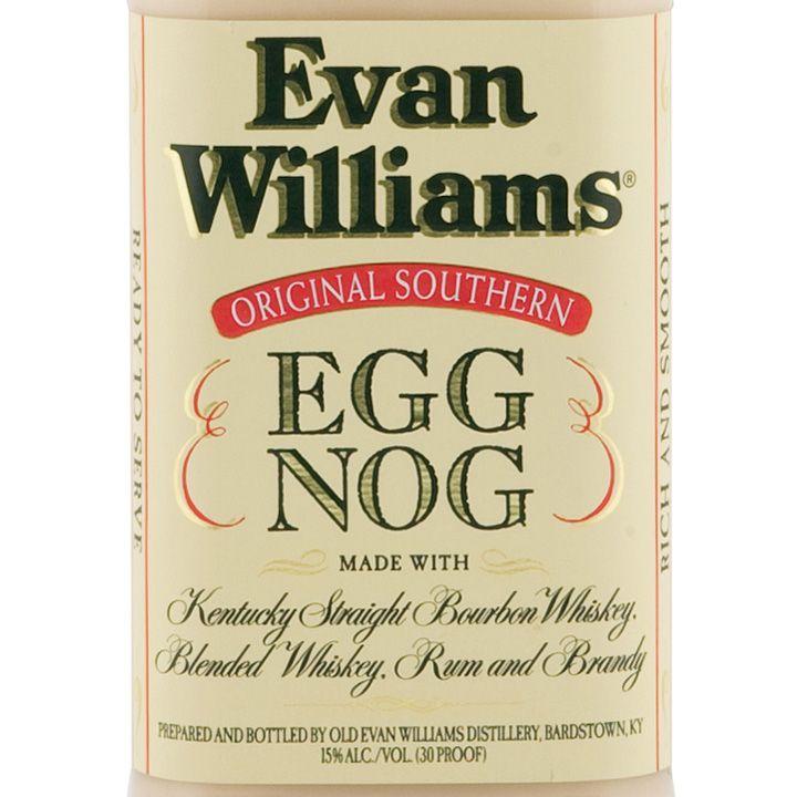 EVAN WILLIAMS EGGNOG