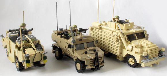 Lego British Army