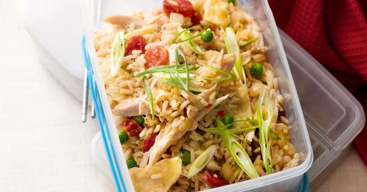 This special Chinese fried rice takes just 15 minutes to prepare and 15 minutes to cook, making it perfect for those nights when you are short on time.