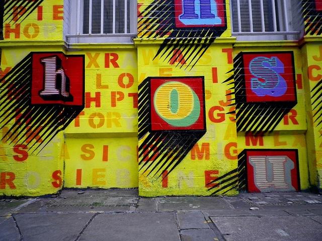 Eine Graffiti by ddogdoug, via Flickr