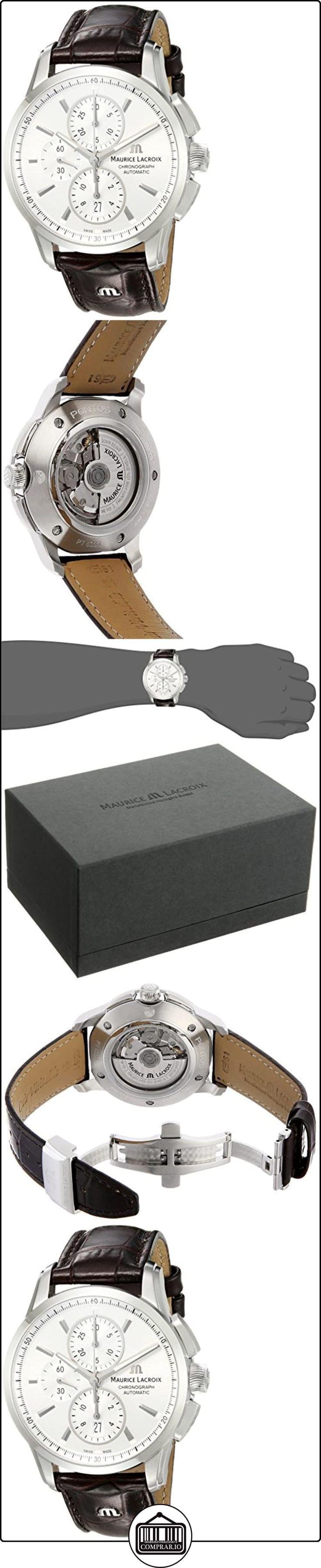 Maurice Lacroix Pontos Cronógrafo Automático para hombres Carcasa Maciza  ✿ Relojes para hombre - (Lujo) ✿