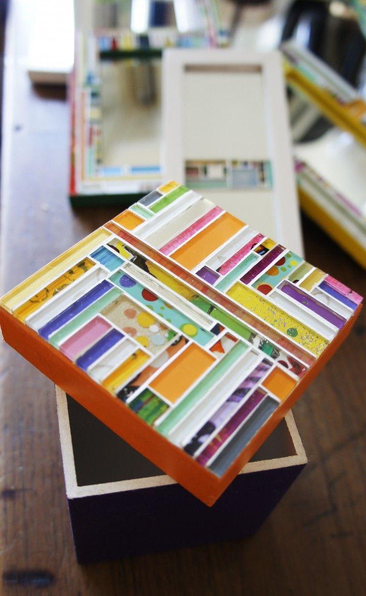 Encontrá Cajas  desde $250. Decoración, Arte y más objetos únicos recuperados en MercadoLimbo.com.